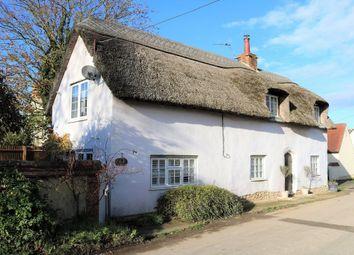 Thumbnail 3 bed cottage for sale in Dollicott, Haddenham, Aylesbury