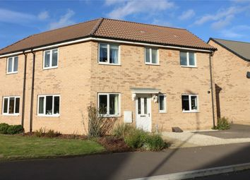 Thumbnail 3 bed semi-detached house for sale in Charter Avenue, Market Deeping, Lincolnshire