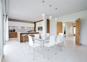 Thumbnail 4 bed detached house for sale in Coombe Rise, Kingston Upon Thames, Surrey