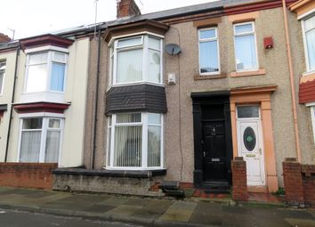 3 bed terraced house for sale in Cornwall Street, Hartlepool TS25