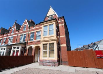Thumbnail 1 bedroom flat to rent in Llandaff Road, Canton, Cardiff