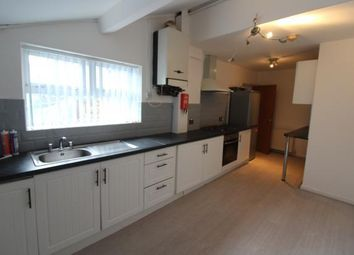 Thumbnail 1 bed flat to rent in Cyfarthfa Street, Cathays, Cardiff