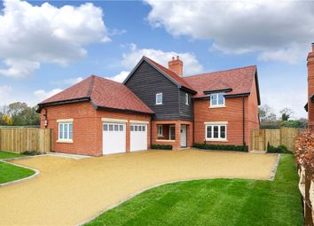 Thumbnail 5 bed detached house for sale in Church Lane, Dogmersfield, Hook