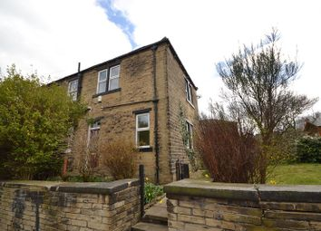 Thumbnail 2 bed end terrace house to rent in Portman Street, Calverley, Pudsey