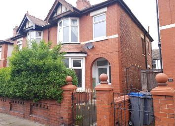 3 bed semi-detached house to rent in Gorse Road, Blackpool, Lancashire FY3