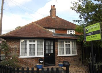 Thumbnail 1 bedroom flat for sale in Holland Road, Hurst Green, Oxted