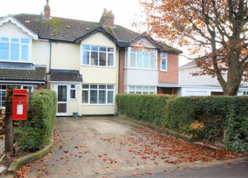 Thumbnail 3 bedroom terraced house for sale in Dean Lane, Bishops Waltham, Southampton