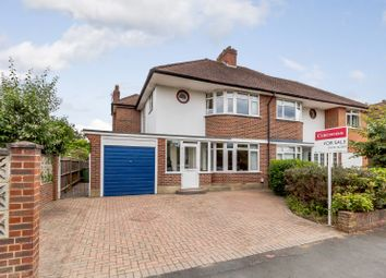 3 bed semi-detached house for sale in Ennismore Gardens, Thames Ditton KT7