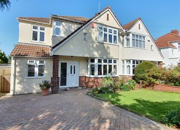 4 bed semi-detached house for sale in Roman Way, Bristol BS9