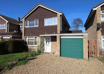 Thumbnail 3 bed detached house to rent in Purbeck Close, Bedford