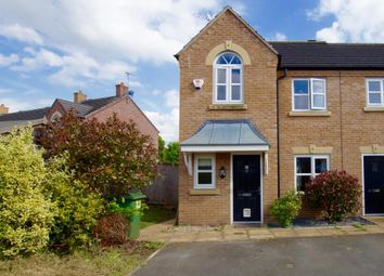 Thumbnail 3 bed terraced house for sale in Winston Way, Penley, Wrexham