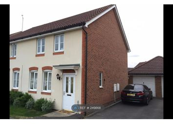 Thumbnail 3 bed semi-detached house to rent in Pippin Grove, Reading