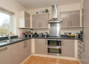 Thumbnail 3 bed flat for sale in Brunell Close, London Road, Maidstone, Kent