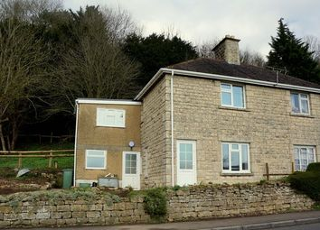 Thumbnail 3 bed cottage to rent in Horsepools Hill, Edge, Stroud