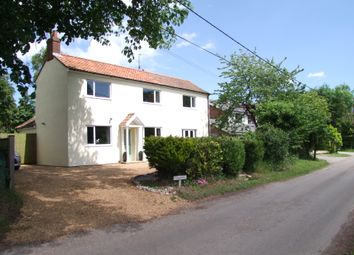 Thumbnail 4 bed detached house for sale in Benhall Green, Benhall, Saxmundham, Suffolk