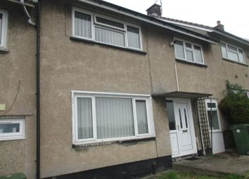 Thumbnail 3 bed terraced house for sale in Bramble Close, Fairwater, Cardiff