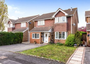 Thumbnail 4 bedroom detached house for sale in Oaklands Close, Chessington