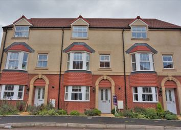 Thumbnail 4 bed terraced house for sale in Sycamore Drive, Newport