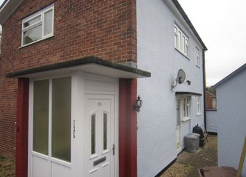 Thumbnail 1 bed flat to rent in Budshead Road, West Park, Plymouth