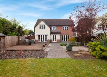 Thumbnail 5 bed detached house for sale in Newmarket Road, Cheveley, Newmarket