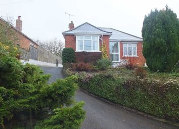 Thumbnail 4 bed detached bungalow for sale in Newtown, Westbury, Wiltshire