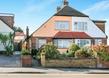 Thumbnail 3 bed semi-detached house for sale in Pettits Lane, Marshalls Park, Romford