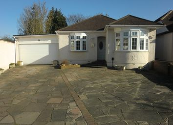 Thumbnail 4 bed detached bungalow for sale in Glamis Drive, Hornchurch