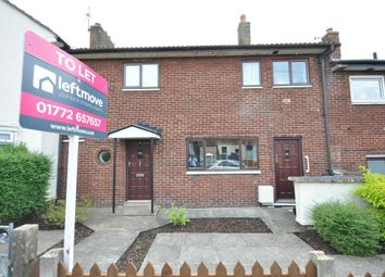 Thumbnail 3 bedroom terraced house to rent in Oak Avenue, Kirkham, Preston, Lancashire