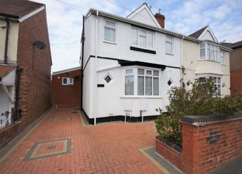 Thumbnail 4 bed semi-detached house for sale in Doris Road, Sparkhill, Birmingham