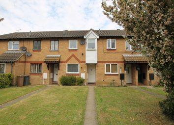Thumbnail 2 bed terraced house for sale in Winston Close, Felixstowe
