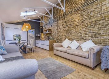 Thumbnail 3 bed flat for sale in Woodhurst Road, London