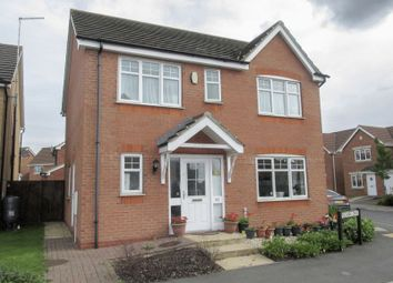 Thumbnail 4 bedroom detached house to rent in Pochard Drive, Scunthorpe