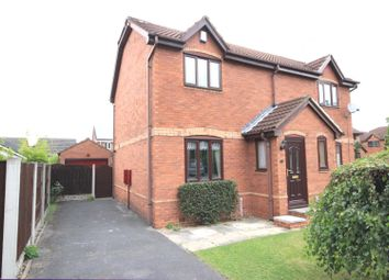 Thumbnail 2 bed semi-detached house for sale in Clearwell Croft, Cusworth, Doncaster