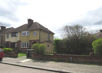 Thumbnail 3 bed semi-detached house for sale in Westfield Avenue, Watford