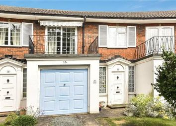 Thumbnail 3 bed terraced house for sale in Chestnut Manor Close, Staines-Upon-Thames, Surrey