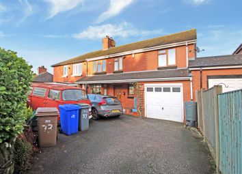 4 bed semi-detached house for sale in Gravelly Bank, Lightwood, Stoke-On-Trent ST3
