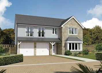 "Thumbnail 5 bedroom detached house for sale in ""Melton"" at East Calder, Livingston"