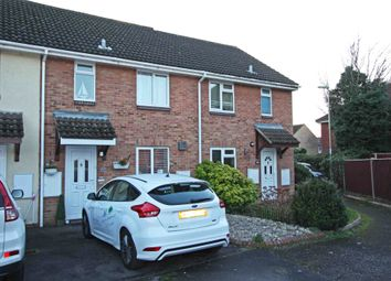 Thumbnail 3 bed terraced house for sale in Cormorant Close, Portchester, Fareham