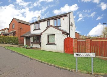 Thumbnail 4 bed detached house for sale in Moorcroft, Lower Darwen, Darwen