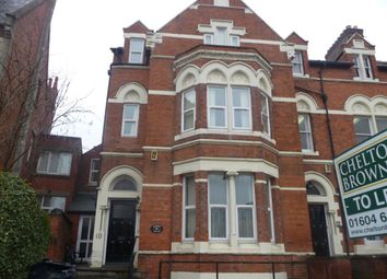 Thumbnail 1 bed flat to rent in Billing Road, Abington, Northampton