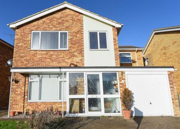 Thumbnail 4 bed detached house for sale in Peveril Road, Greatworth