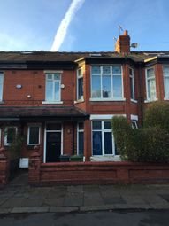 Thumbnail 5 bed semi-detached house to rent in Brixton Avenue, West Didsbury, Didsbury, Manchester