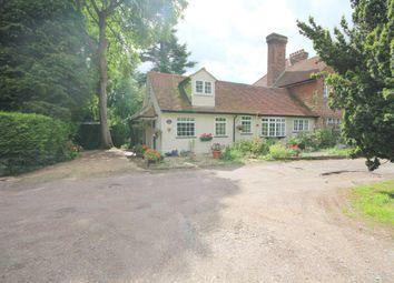 Thumbnail 3 bed bungalow for sale in Flaunden Lane, Bovingdon, Hemel Hempstead