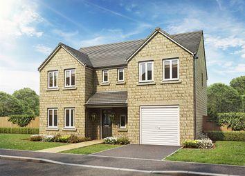 "Thumbnail 5 bed detached house for sale in ""The Edlingham "" at Shrivenham Road, Highworth, Swindon"