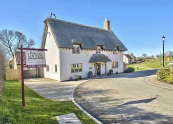 Thumbnail 3 bed detached house for sale in The Green, Brington, Huntingdon