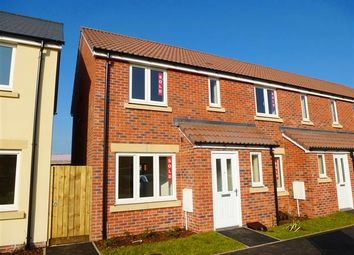 Thumbnail 3 bed end terrace house to rent in Hardys Road, Bathpool, Taunton