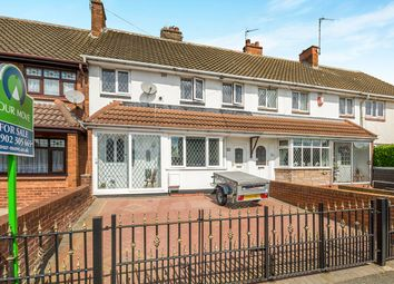 Thumbnail 3 bedroom terraced house for sale in Netley Road, Bloxwich, Walsall