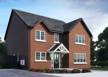 Thumbnail 5 bed detached house for sale in Riverside Pastures, Stakepool, Preston