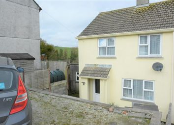 Thumbnail 2 bed semi-detached house for sale in Mevagissey, Cornwall