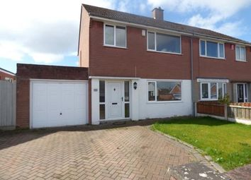 Thumbnail 3 bed semi-detached house for sale in Mallyclose Drive, Carlisle, Cumbria
